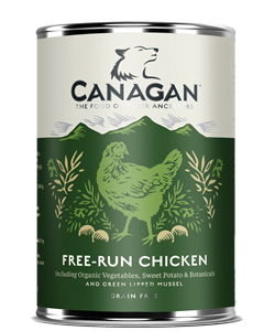 Canagan Can dla psów -  Free Run Chicken 0,4kg