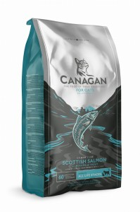 Canagan SCOTTISH SALMON With HERRING & TROUT dla kotów  4kg
