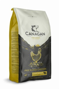 Karma dla psów Canagan LARGE BREED Free Run Chicken 12kg