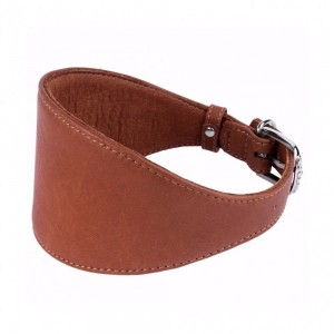 Obroża dla charta COLLAR SOFT 23-27 cm L 15 mm