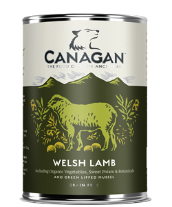 Canagan Can WELSH LAMB dla psów -  0,4kg