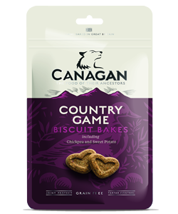 Canagan - COUNTRY GAME BISCUIT BAKES - 150g