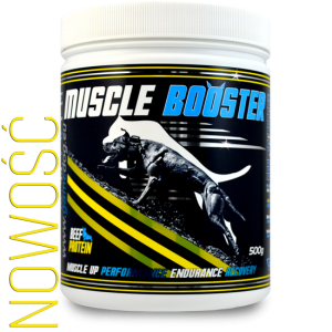 Game Dog - Muscle Booster 500g