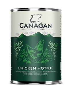 Canagan Can CHICKEN HOTPOT - dla psów -  0,400kg