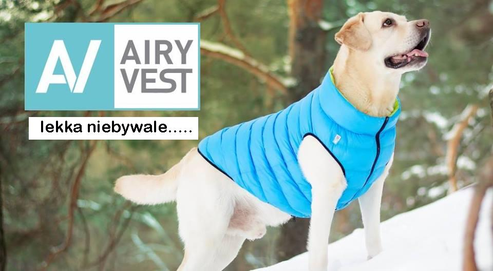 Airy Vest JACKET for Dog1